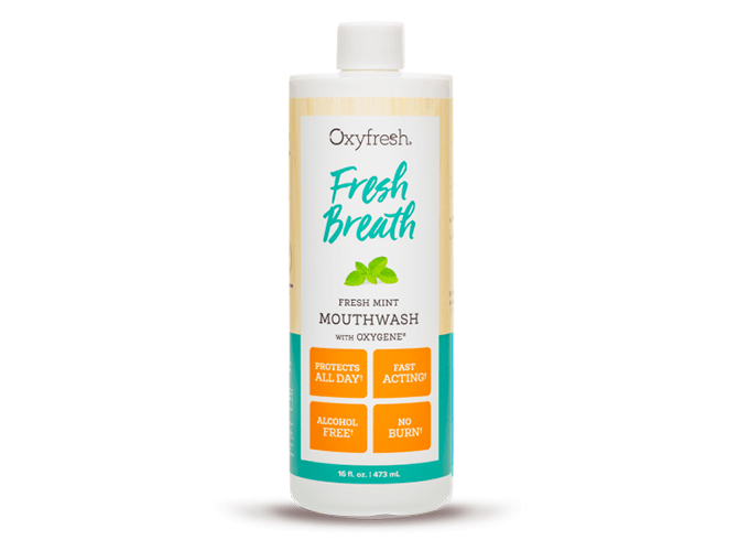 Płukanka Fresh Breath Oxyfresh