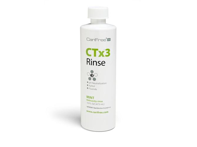 Płukanka CTX3 CariFree winogronowa